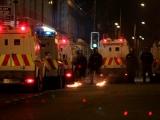 В Белфасте сторонников британского флага разогнали водометами
