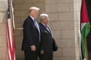 Трамп пообещал сделать все возможное для мира между Израилем и Палестиной