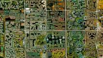 Удивительные снимки Земли со спутника
