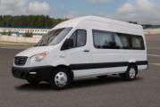 МАЗ в ноябре начнет собирать микроавтобусы и фургоны