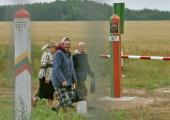 С 1 января Литва вводит новый режим пропуска в погранзону с Беларусью и Россией