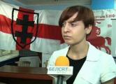 Активистке «Молодого фронта» вынесли предупреждение