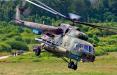 В России упал военный вертолет
