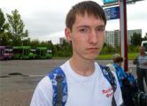 Активист «Молодого Фронта» после 10 суток вышел на свободу