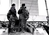 Литва потребует от Беларуси выдать подозреваемых в военных преступлениях