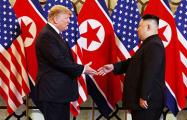 Трамп назвал «очень хорошим» первый раунд переговоров с Ким Чен Ыном