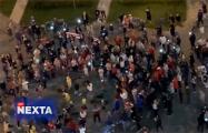 В Лебяжьем марш свободных людей закончился танцами