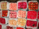 Белорусская таможня изъяла миллион алых роз