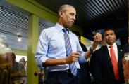 Кредитку Обамы не приняли в ресторане