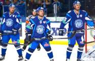 Минское «Динамо» обыграло лидера КХЛ