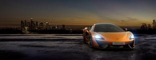 McLaren показал конкурента Porsche 911