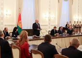 Лукашенко назвал спорт войной без правил
