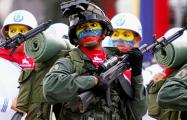 Венесуэльские солдаты обстреляли сторонников оппозиции