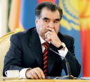 В Минск прилетел Рахмон