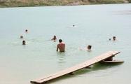 Жители Березы взбунтовались против запрета на купание