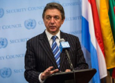 Посол Украины в ООН: Настоящий голос России - на улицах