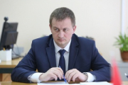 Главой Минского облисполкома назначен Турчин