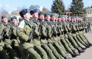 Минобороны: Для Беларуси военные парады — это дань героизму и стойкости нашего народа