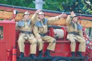 В Минске пройдет парад пожарных
