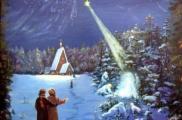 Православные белорусы отмечают Рождество