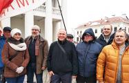 В Минске проходит легальная акция в защиту независимости