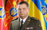 Министр обороны Украины: Мы не откажемся от нашего законного права проходить через Керченский пролив
