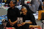 В Таиланде начались пятидневные похороны короля