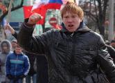 Половина россиян выступает за присоединение Беларуси