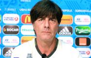 Йоахим Лев: Германия не заслужила выхода в плей-офф