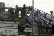 Жертвами падения вертолета на паб в Глазго стали 8 человек