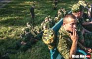 Фотофакт: Дедовщина в военной части в Борисове