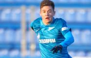 Полузащитник «Зенита» Капленко отказался от выступлений за Беларусь