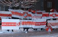 Белорусы в боевом и оптимистичном настроении