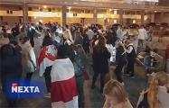 Видеофакт: Праздничная атмосфера в Лебяжьем