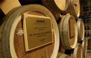 В Кишиневе обнаружили дорогую коллекцию вин Лукашенко