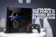 Sony выпустит коллекционную версию консоли PS4 в стиле «Звездных войн»