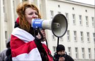 Правозащитник: На суде Папкова заявила, что выразила на Марше свою гражданскую позицию