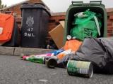 Улицы британских городов завалили мешками с мусором
