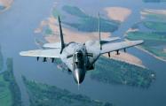 В Индии разбился российский истребитель МиГ-29