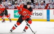 Егор Шарангович провел в этом сезоне 88 матчей в КХЛ и НХЛ