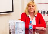 Ирина Халип презентовала «Дневник зечки»