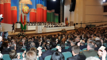 НАУ: делегатов ВНС заставляют участвовать в собрании