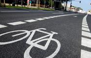 Фотофакт: Новооткрытую велодорожку в Бресте сразу же запарковали авто