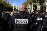 Французская полиция ликвидировала крупнейшую в Марселе цыганскую стоянку