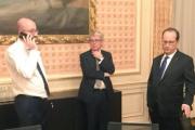 После задержаний в Брюсселе Обама поздравил Бельгию и Францию