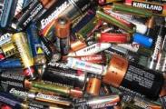 «Белорусские» батарейки будут утилизированы в Литве