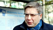 Мэр Риги хочет загрузить порт белорусским мазутом