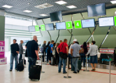 Рейс Минск-Калининград задержан из-за тумана