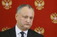 Парламент Молдовы намерен отстранить Додона от должности президента до Нового года