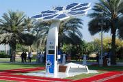 В Дубае установили раздающие Wi-Fi «деревья»
